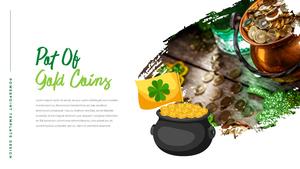 성 패트릭 데이 (St. Patricks Day) 템플릿 #17