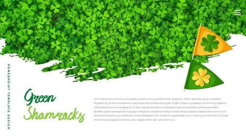 성 패트릭 데이 (St. Patricks Day) 템플릿 - 섬네일 19page