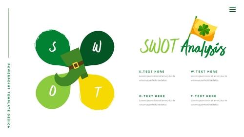 성 패트릭 데이 (St. Patricks Day) 템플릿 - 섬네일 30page