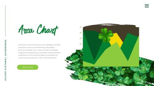 성 패트릭 데이 (St. Patricks Day) 템플릿 - 섬네일 36page