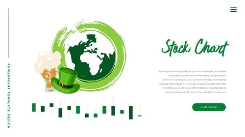 성 패트릭 데이 (St. Patricks Day) 템플릿 - 섬네일 37page