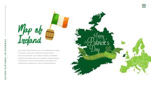 성 패트릭 데이 (St. Patricks Day) 템플릿 #38