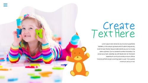 어린이날 Happy Childrens Day 파워포인트 - 섬네일 5page