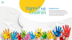 어린이날 Happy Childrens Day 파워포인트 #6