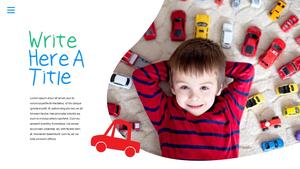 어린이날 Happy Childrens Day 파워포인트 #7