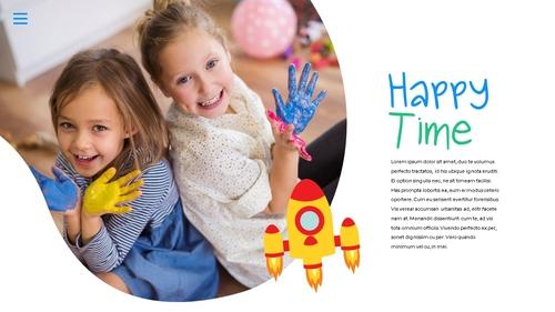 어린이날 Happy Childrens Day 파워포인트 - 섬네일 13page