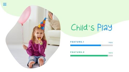 어린이날 Happy Childrens Day 파워포인트 - 섬네일 17page