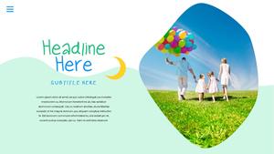 어린이날 Happy Childrens Day 파워포인트 #19