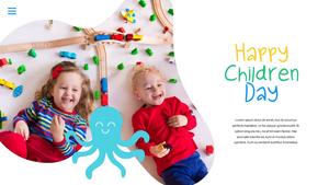 어린이날 Happy Childrens Day 파워포인트 #25