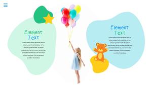 어린이날 Happy Childrens Day 파워포인트 #27