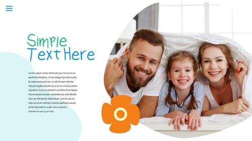 어린이날 Happy Childrens Day 파워포인트 - 섬네일 28page