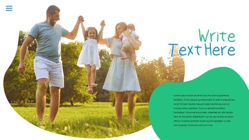 어린이날 Happy Childrens Day 파워포인트 - 섬네일 29page