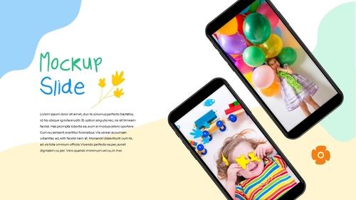 어린이날 Happy Childrens Day 파워포인트 - 섬네일 39page