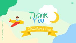 어린이날 Happy Childrens Day 파워포인트 #40