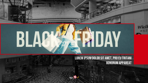 Black Friday 와이드 ppt