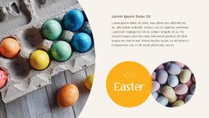 부활절 (Easter) 프레젠테이션 ppt