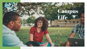 캠퍼스 라이프 (Campus life) 파워포인트