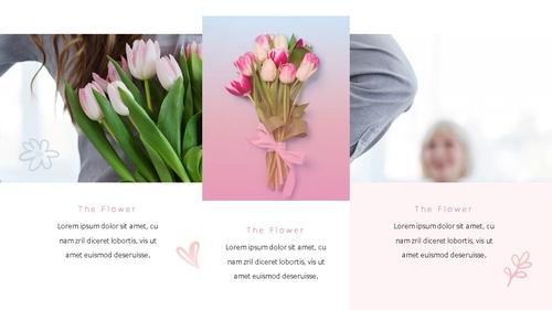 Happy Mothers day 프레젠테이션 템플릿 - 섬네일 4page