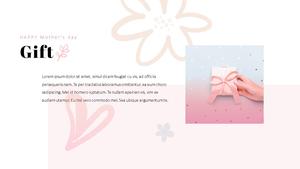 Happy Mothers day 프레젠테이션 템플릿 #12
