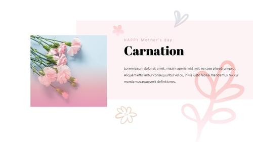 Happy Mothers day 프레젠테이션 템플릿 - 섬네일 21page