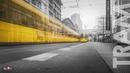 교통(트램) 관련 프리젠테이션 템플릿