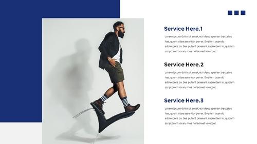 남성 패션 (Mens Fashion) 템플릿 - 섬네일 5page