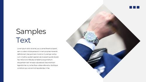 남성 패션 (Mens Fashion) 템플릿 - 섬네일 12page
