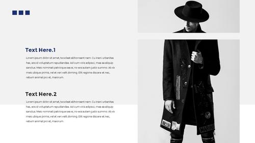 남성 패션 (Mens Fashion) 템플릿 - 섬네일 25page