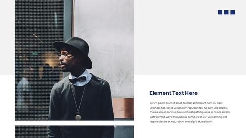 남성 패션 (Mens Fashion) 템플릿 - 섬네일 26page