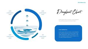 세계 물의 날 파워포인트 템플릿 #25