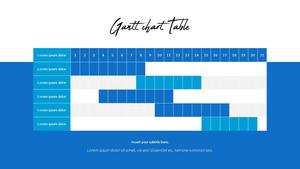 세계 물의 날 파워포인트 템플릿 #26