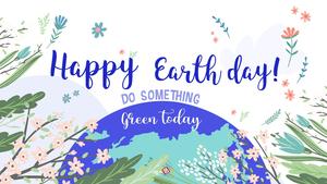 지구의 날 (Earth Day) 환경 ppt 템플릿