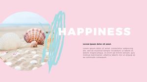 Vacation (휴가) Design 템플릿