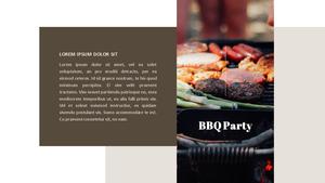 바비큐 가든 파티 (BBQ Garden Party) ppt