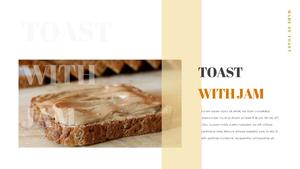 토스트 만들기 (Toast) 프레젠테이션