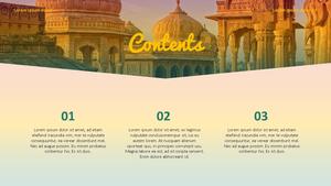 인도 여행 (India) 프레젠테이션 #2