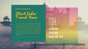 인도 여행 (India) 프레젠테이션 #11