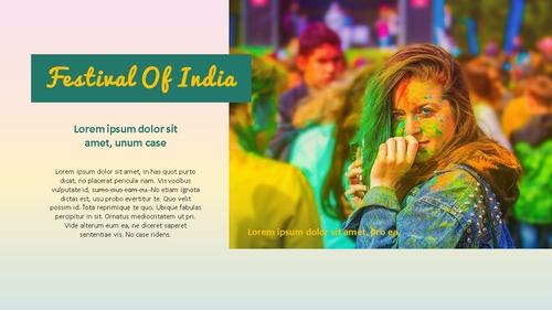 인도 여행 (India) 프레젠테이션 - 섬네일 18page