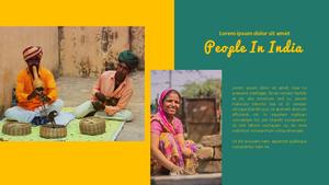 인도 여행 (India) 프레젠테이션 #24