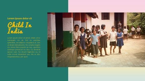 인도 여행 (India) 프레젠테이션 - 섬네일 26page