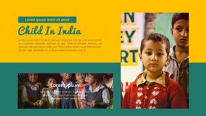 인도 여행 (India) 프레젠테이션 #27