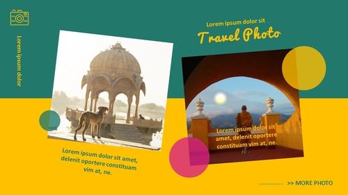 인도 여행 (India) 프레젠테이션 - 섬네일 29page