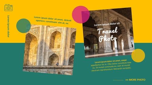 인도 여행 (India) 프레젠테이션 - 섬네일 30page