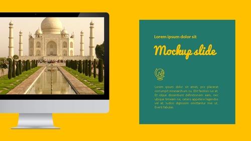 인도 여행 (India) 프레젠테이션 - 섬네일 39page