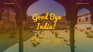 인도 여행 (India) 프레젠테이션 #40