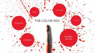 색 심리학 (Color Psychology) ppt 템플릿