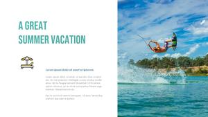 Summer Vacation 파워포인트 PPT