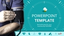 혈압계(의학) 파워포인트 배경 템플릿