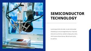 Semiconductor 반도체 산업 파워포인트
