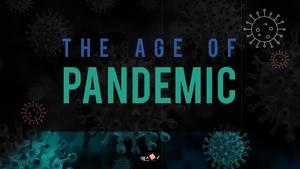 팬데믹의 시대 (Pandemic)디자인 템플릿